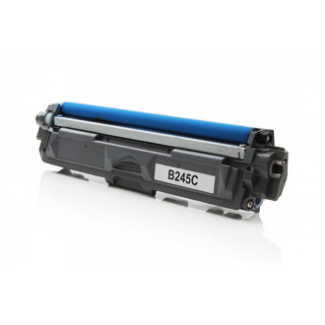 Toner compatível Brother tn245 ciano (tn245C)