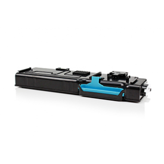 Toner compatível Xerox Phaser 6600 - Workcentre 6605 ciano (106R02229)
